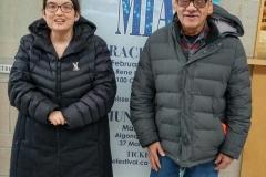 Don and Laura @ Mama Mia Feb 2019
