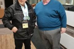 John with mayor