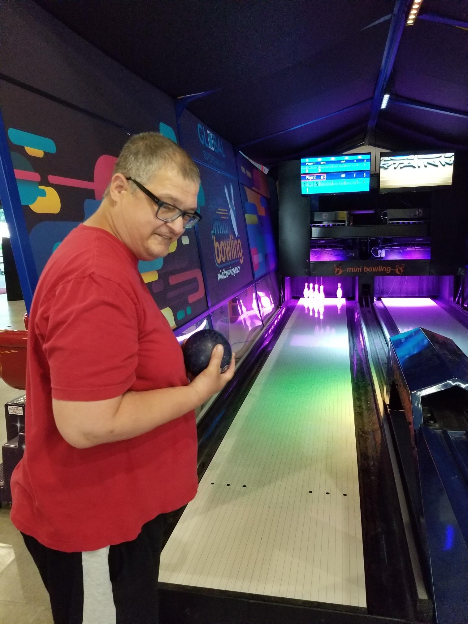 Frank at Santas Village Sports park July 2019 7