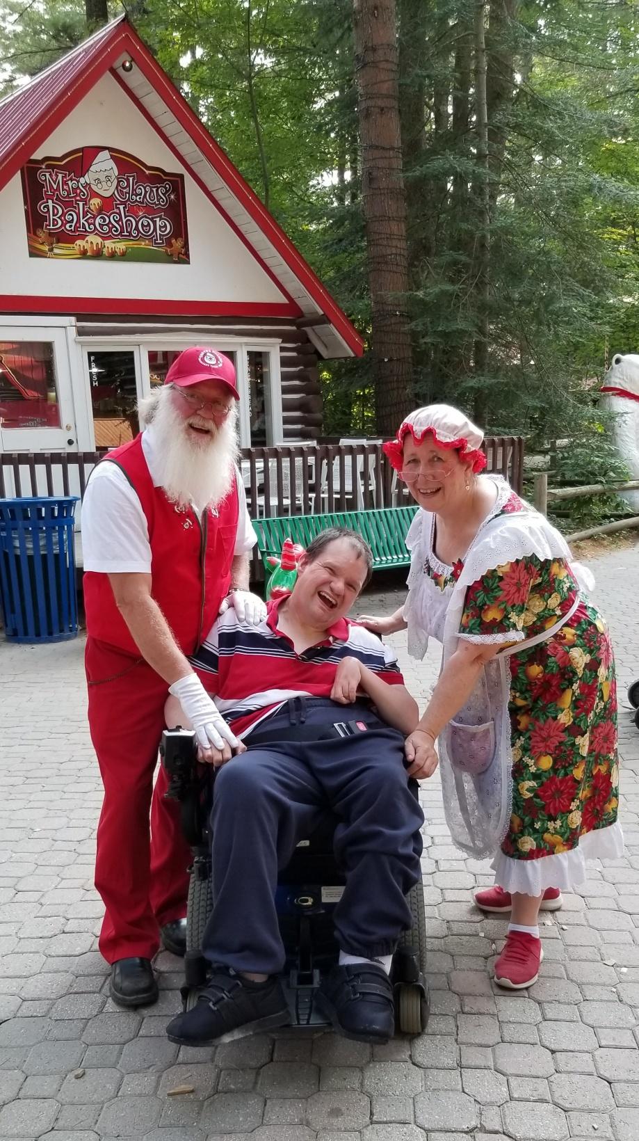 Mike M at Santa's Village July 2019