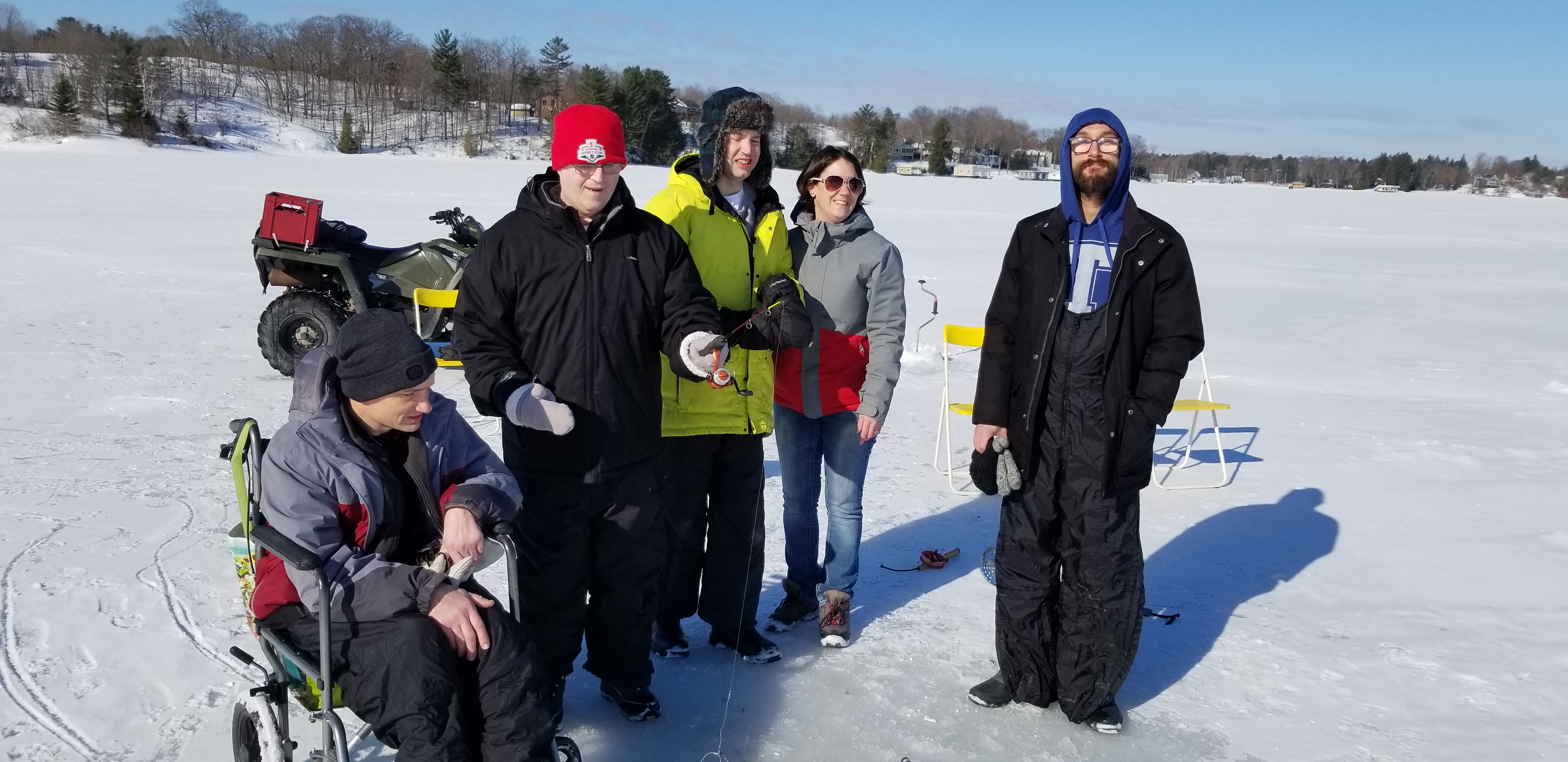 Ice Fishing March 2019 2