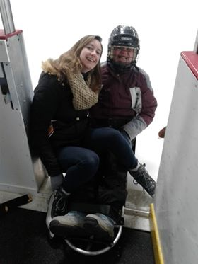 Sledge Hockey March 2019 Gravenhurst 5