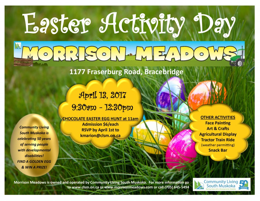 Easter Event 2017
